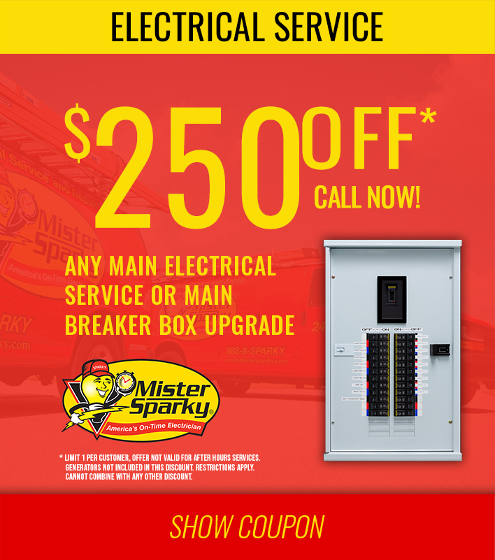 Electrical Service Myrtle Beach SC